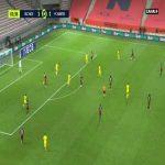 Nice [2]-1 Nantes - Kephren Thuram 62'