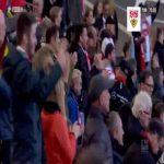 Stuttgart [1]-1 Bayer Leverkusen - Sasa Kalajdzic 76'