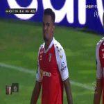 Tondela 0-4 Braga - Wenderson Galeno 43'