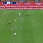 Milan 2-0 Spezia - Theo Hernandez 76'