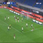 Milan 3-0 Spezia - Rafael Leao 78'