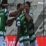 Portimonense 0-1 Sporting - Nuno Mendes solo goal 4'