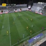 Portimonense 0-2 Sporting - Nuno Santos 11'