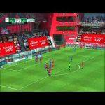 Toluca [1] - 0 Cruz Azul - Haret Ortega 24'