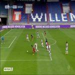 Willem II 1-[1] Feyenoord - Ridgeciano Haps 22'