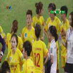 A women team in Vietnam forfeit a game due to conceded a penalty in 89th min, when the score is 1-1. As a result, they automatically lose 0-3