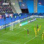 France [5] - 1 Ukraine - Corentin Tolisso 65'