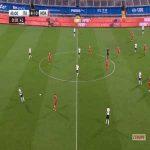 Italy 5-0 Moldova - Stephan El Shaarawy 45'+2'
