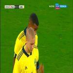 Russia 0-1 Sweden - Alexander Isak 21'