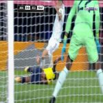 Argentina [1] - 0 Ecuador - Lionel Messi penalty 13'