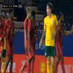 Belgium U21 3-0 Wales U21 - Albert Mboyo Lokonga Sambi 34'