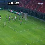 Paraguay [2]-1 Peru - Angel Romero 81'