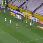 Brazil 0-0 Bolivia - Everton miss 1'