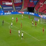 England [2] - 1 Belgium - Mason Mount 64'