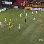 Lithuania 1-0 Belarus - Arvydas Novikovas 7'