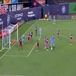 New York City [1]-2 New England Revolution - Alexander Callens 90'+3'