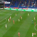 Russia 1-0 Turkey - Anton Miranchuk 28'