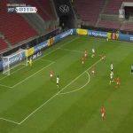 Germany [3]-3 Switzerland - Serge Gnabry back-heel 60'
