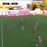 Gibraltar U21 0-[1] Portugal U21 - Jota 16'