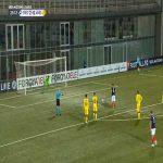 Josep Gomes (Andorra) penalty save against Faroe Islands 36'