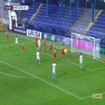 Montenegro 1-[1] Luxembourg - Edvin Muratovic 42'