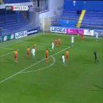 Montenegro 1-[2] Luxembourg - Danel Sinani 86'
