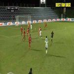 Nigeria 1-0 Tunisia - Kelechi Iheanacho 21'