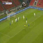 Slovakia 1-0 Israel - Marek Hamsik free-kick 16'
