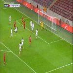 Turkey [2]-2 Serbia - Ozan Tufan 76'