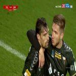 GKS Tychy 1-0 Chrobry Głogów - Szymon Lewicki 24' (Polish I liga)