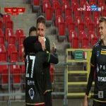 GKS Tychy 4-0 Chrobry Głogów - Damian Nowak 76' (Polish I liga)