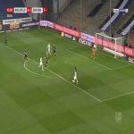 Arminia Bielefeld 0-3 Bayern Munich - Robert Lewandowski 45'+1'