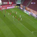 Augsburg 0 - [2] RB Leipzig - Yusuf Poulsen 66' (Great Goal)