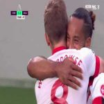 Chelsea 3 - [3] Southampton - Jannik Vestergaard 90+2'