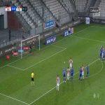 Cracovia 1-0 Piast Gliwice - Pelle van Amersfoort PK 25' (Polish Ekstraklasa)