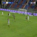 Crotone 1-[1] Juventus - Alvaro Morata 22'