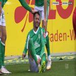 Freiburg 1-[1] Werder Bremen - Niclas Füllkrug pen. 25'