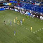 Molde 0-1 Bodo/Glimt - Sebastian Tounekti 30'