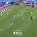 Napoli 1-0 Atalanta - Hirving Lozano 23'