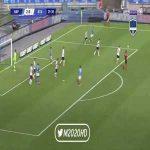 Napoli 3-0 Atalanta - Matteo Politano 30'