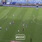 Napoli 4-0 Atalanta - Victor Osimhen 43'
