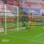 Reims 1-[2] Lorient - Yoane Wissa penalty 65'