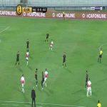 Wydad 0-1 Al Ahly - Mohamed Magdi Kafsha 4'