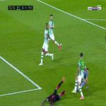 Betis 0-2 Real Sociedad - Mikel Oyarzabal penalty 74'