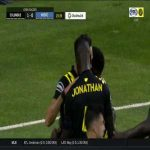 Columbus Crew 1-0 New York City - Artur 26'