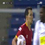 Damac [1] - 3 Al-Raed — Emilio Zelaya 45' +3 (PK) — (Saudi Pro League - Round 1)