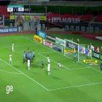 Dani Alves free kick vs Gremio