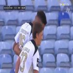 Farense 1-0 Famalicao - Eduardo Mancha 4'