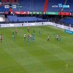 Feyenoord 1-0 Sparta Rotterdam - Ridgeciano Haps 44'