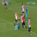 Feyenoord 1-[1] Sparta Rotterdam - Lennart Thy PK 52'